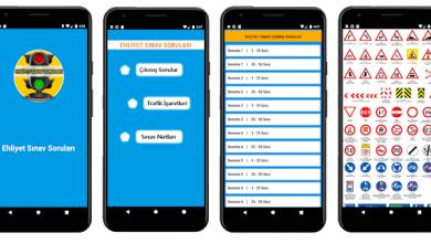 Ehliyet Sınav Soruları Mobil Uygulaması – ehliyet sınav soruları
