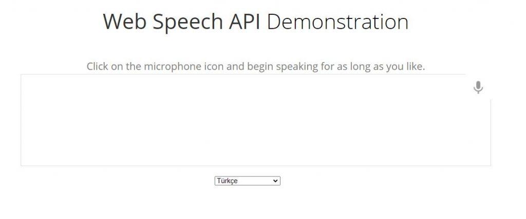Online Sesi Yazıya Çevirme Siteleri – sesi yazıya çevirme